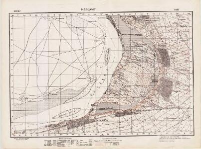 Lambert-Cholesky sheet 2639 (Maglavit)