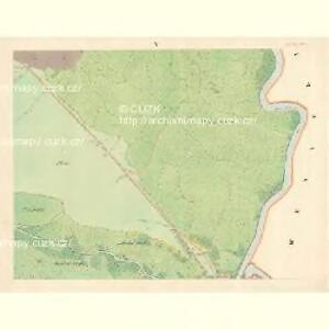 Wesseli - m3360-1-005 - Kaiserpflichtexemplar der Landkarten des stabilen Katasters