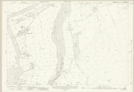 Durham XVI.4 (includes: Hunstanworth; Shotley High Quarter) - 25 Inch Map