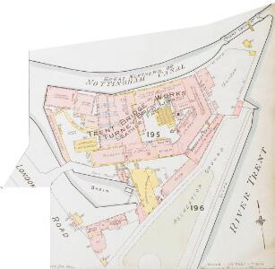 Insurance Plan of Nottingham Vol. II: sheet 27-4