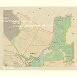 Mallechau (Mallechow) - c4396-1-004 - Kaiserpflichtexemplar der Landkarten des stabilen Katasters