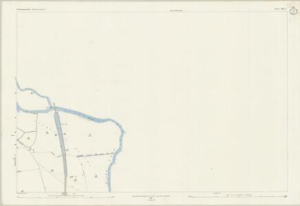 Northamptonshire XIII.3 (includes: Elton; Fotheringhay; Nassington; Sibson Cum Stibbington; Water Newton) - 25 Inch Map