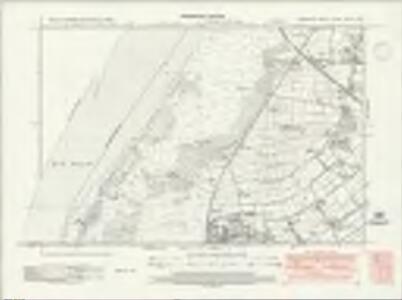 Lancashire LXXXII SW & SE - OS Six-Inch Map