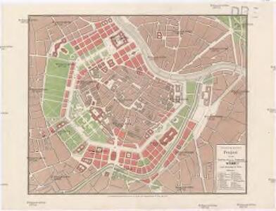 Friedrich Stache's Project für die Umstaltung der k. k. Residenzstadt Wien nach Abtragung der Wälle