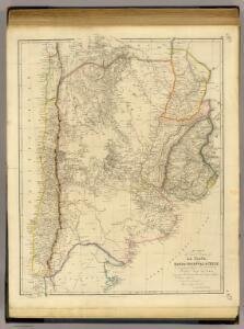 United Provinces of La Plata, Banda Oriental, Chile.