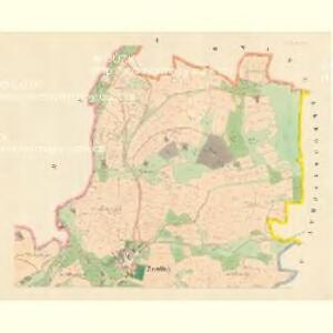 Zwottok (Zwottoka) - c9318-1-001 - Kaiserpflichtexemplar der Landkarten des stabilen Katasters