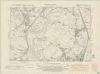 Carmarthenshire LIX.NW - OS Six-Inch Map