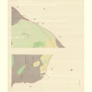 Pittin - m2296-1-004 - Kaiserpflichtexemplar der Landkarten des stabilen Katasters
