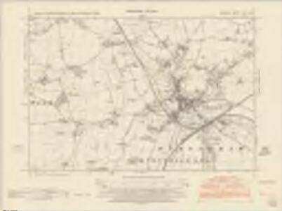 Norfolk LXXIV.SW - OS Six-Inch Map