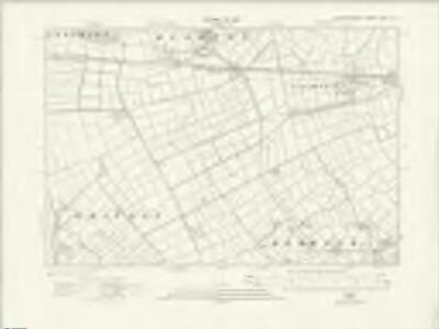 Monmouthshire XXXIV.NE - OS Six-Inch Map