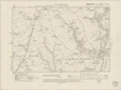 Carmarthenshire XXVIII.SE - OS Six-Inch Map