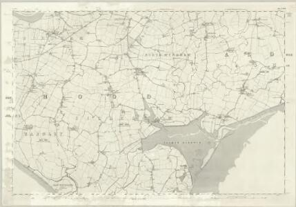 Sussex LXXIII - OS Six-Inch Map