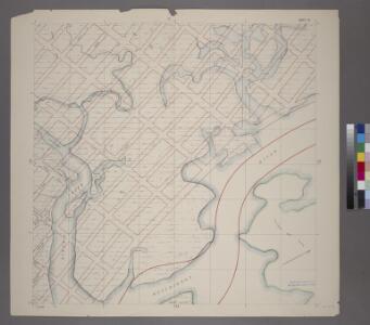 Sheet 27: Grid #20000E - 24000E, #7000N - 11000N. [Includes Goose Island, Givans Creek (Co-Op. City, Bay Plaza) and Pelham Bay Park.]