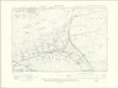 Yorkshire LXIV.SE - OS Six-Inch Map