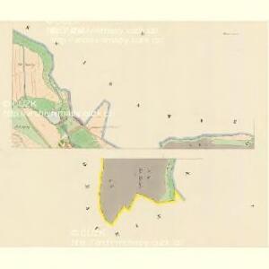 Babin (Babina) - c0048-1-002 - Kaiserpflichtexemplar der Landkarten des stabilen Katasters