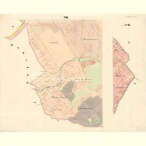 Strassnitz - m2902-1-012 - Kaiserpflichtexemplar der Landkarten des stabilen Katasters