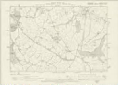 Flintshire XXV.NW - OS Six-Inch Map