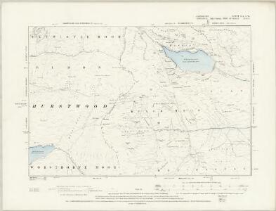 Lancashire LXIV.NE - OS Six-Inch Map