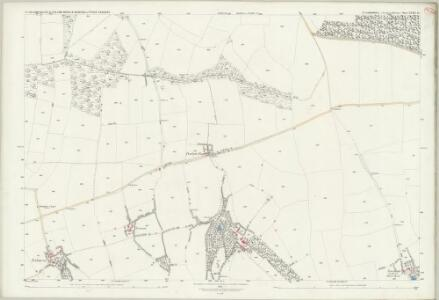 Cornwall XXXII.14 (includes: Colan; Mawgan in Pyder; St Columb Major) - 25 Inch Map