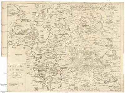 Carta delli dvcati di Brvnsvvic, e Lvnebvrg