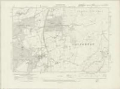 Lancashire XIV.SW - OS Six-Inch Map
