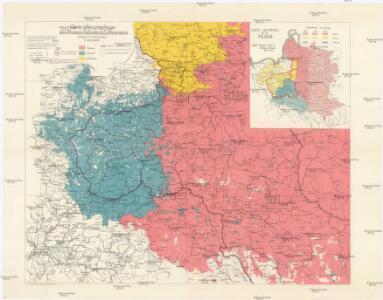Carte ethnographique des Russes, Polonais et Luthuaniens