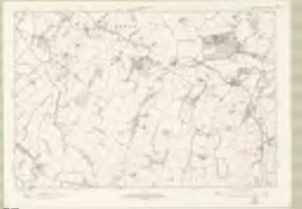 Roxburghshire Sheet n XIV - OS 6 Inch map