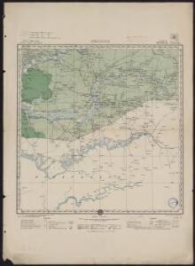 Cartographie régulière. Afrique Occidentale Française. Sedhiou