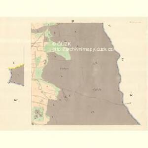 Ober Dubenky (Dubenky Horni) - m0776-1-004 - Kaiserpflichtexemplar der Landkarten des stabilen Katasters