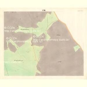 Wrazow (Wracow) - m3464-1-016 - Kaiserpflichtexemplar der Landkarten des stabilen Katasters