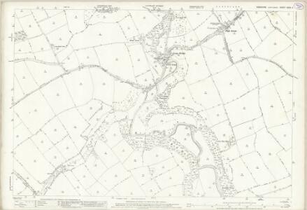 Yorkshire XXVII.4 (includes: Castle Leavington; Hilton; Ingleby Barwick; Kirk Leavington; Maltby; Yarm) - 25 Inch Map