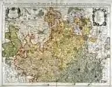 Partie septentrionale du duche de Bourgogne