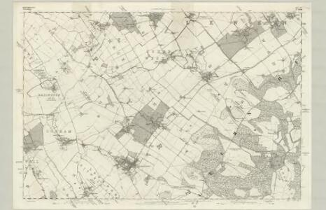 Buckinghamshire XXXIX - OS Six-Inch Map