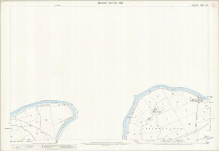 Cheshire XVII.1 (includes: Woolston) - 25 Inch Map