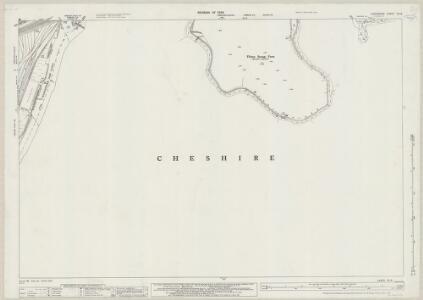 Lancashire CX.6 (includes: Carrington; Flixton; Irlam; Partington) - 25 Inch Map