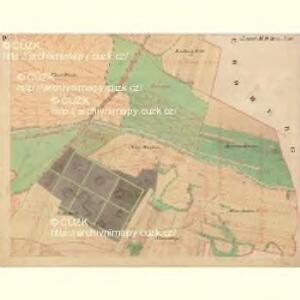 Joslowitz - m1044-1-005 - Kaiserpflichtexemplar der Landkarten des stabilen Katasters