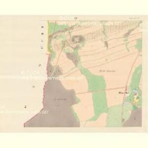 Kattendorf (Kateřinice) - m1167-1-003 - Kaiserpflichtexemplar der Landkarten des stabilen Katasters