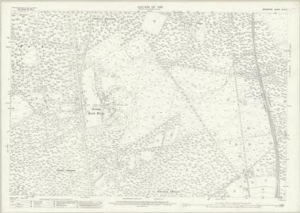 Berkshire XLVII.3 (includes: Sunninghill; Winkfield) - 25 Inch Map