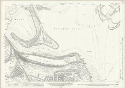Glamorgan XLVII.7 (includes: Cardiff; Penarth) - 25 Inch Map