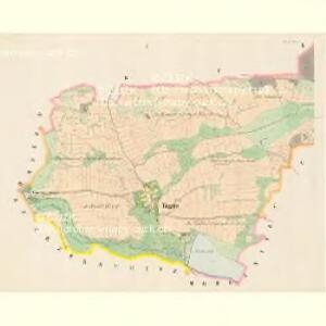 Togitz - c7939-1-001 - Kaiserpflichtexemplar der Landkarten des stabilen Katasters