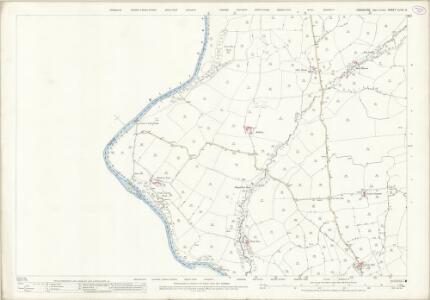 Yorkshire XLVIII.6 (includes: Dillicar; Firbank; Sedbergh) - 25 Inch Map