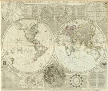 Composite: World or terraqueous globe.