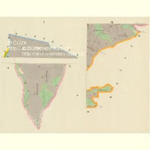 Nieder Reith - c1356-2-001 - Kaiserpflichtexemplar der Landkarten des stabilen Katasters