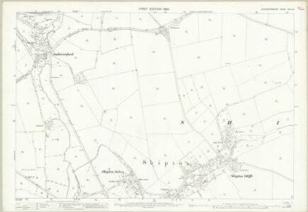 Gloucestershire XXVII.15 (includes: Dowdeswell; Shipton; Whittington; Withington) - 25 Inch Map