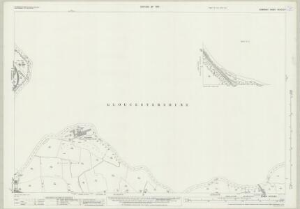 Somerset VII.10 & 5 (includes: Bitton; Hanham Abbots; Keynsham; Kingswood; Oldland) - 25 Inch Map