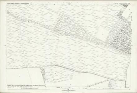 Suffolk XII.16 (includes: Elveden; Eriswell; Lakenheath; Wangford) - 25 Inch Map