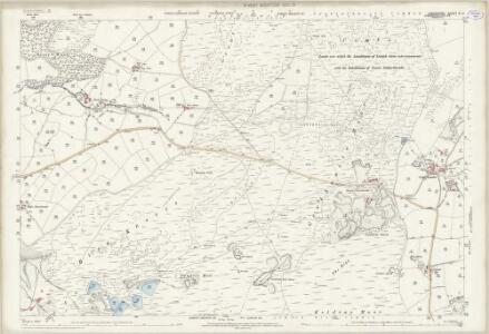Lancashire XI.2 (includes: Kirkby Ireleth; Lands Common To Lowick And Subberthwaite; Lowick; Subberthwaite) - 25 Inch Map