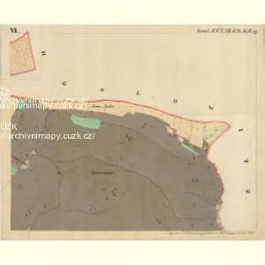 Kurlupp - m1274-1-008 - Kaiserpflichtexemplar der Landkarten des stabilen Katasters