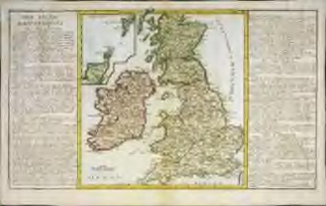 Des isles Britanniques
