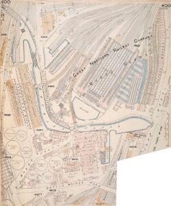 Insurance Plan of London Vol. xi: sheet 400-1